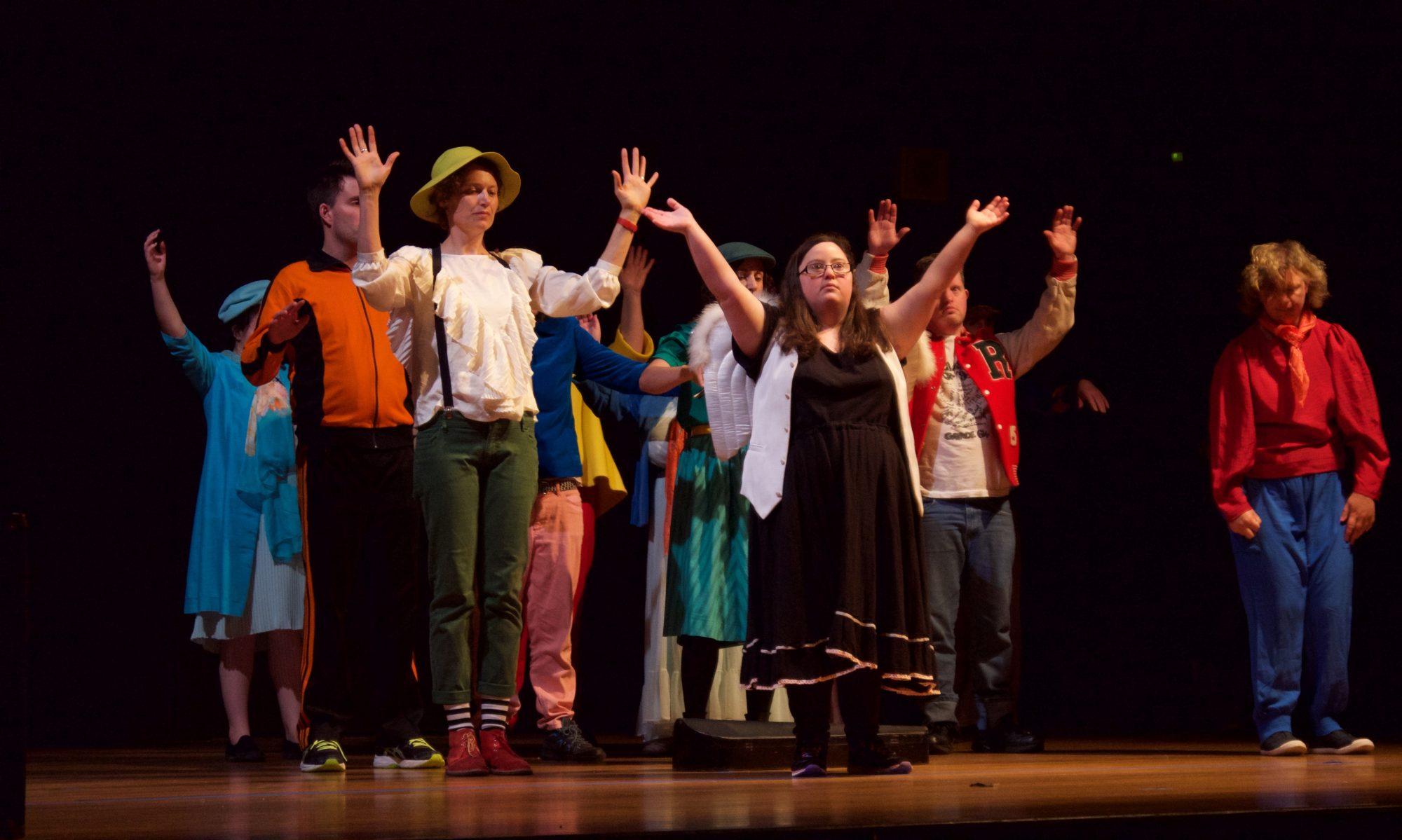 It's No Drama - Inclusive theatre
